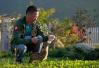 """第十届杭州市民摄影节倒计時第五天丨被称为""""鹿爸爸""""的他 已分不清爱好和工作"""