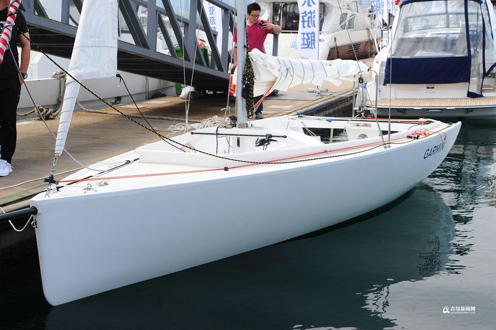 青岛造家庭帆船 满载10人售价20万