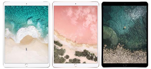 10.5英寸iPad渲染图 它的外观大概这样