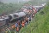 2010年5月23日 (庚寅年四月初十) 江西发生列车脱轨事故