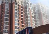 郑州金印阳光城居民家大火已扑灭 无人员伤亡