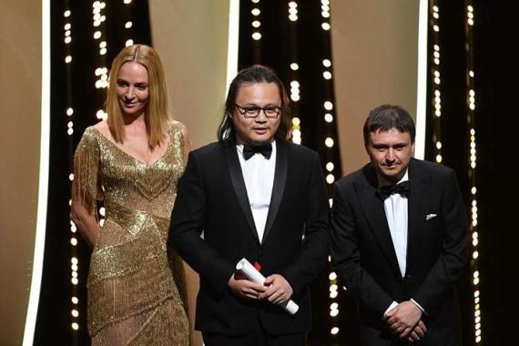 《小城二月》獲戛納短片金棕櫚獎 常州導演全片對話用方言
