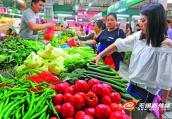 今年本地菜质优价廉任性吃 市民乐坏了