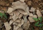 长沙发现楚人南扩的战国墓葬 清理工作正在推进