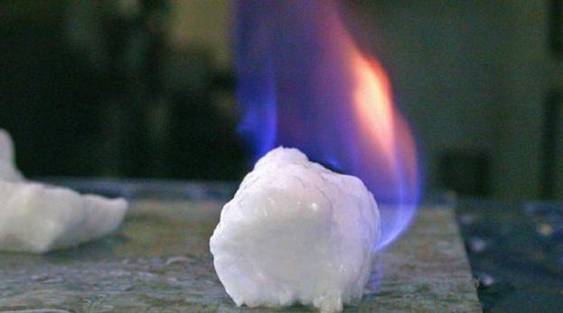 """我国掌握""""可燃冰""""试开采核心技术"""