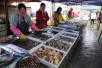 大连海鲜和蔬菜价格上涨 猪肉鸡蛋价格继续下降