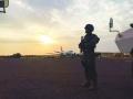 丹东医疗兵讲述在马里维和的357天:和平环境里真好