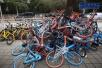 7月1日起 深圳违法骑行共享单车将被停用