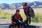 新疆发生严重车祸