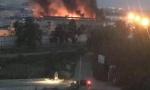 锦州监狱木柴加工厂起火 过火面积500平米