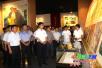 《魅力中国城》菏泽团队到达节目录制地点进行彩排