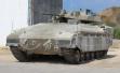 以色列展示重型步兵战车 重达62吨世界第一