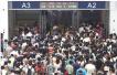沈铁本周迎暑运返程小高峰 北站日均发送7.7万人