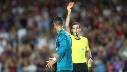 西班牙:C罗遭禁赛5场