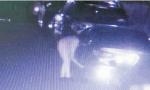 淄博:男子凌晨戴女式假发连扎三车车胎 警方介入