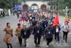 650位市民在南京市机关大院过元旦