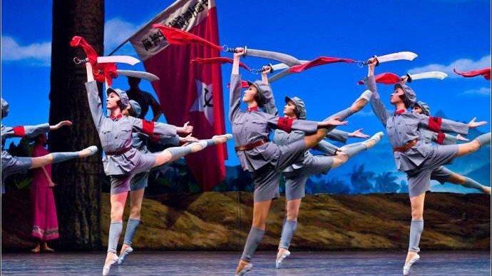 金沙国际华人娱乐平台:芭蕾舞剧《红色娘子军》,为何引发网络口水战?