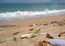 泰国兰达岛垃圾遍地