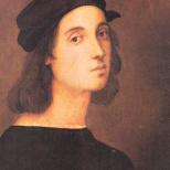 拉斐尔·桑西自画像