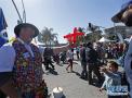 洛杉矶县阿尔汉布拉市举行新春园游会