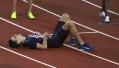 田徑世界冠軍鮑斯遭襲后自感傷情恢復良好