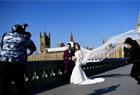 中国人拍婚纱照有多拼