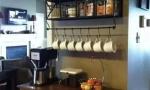 一平米的咖啡空间