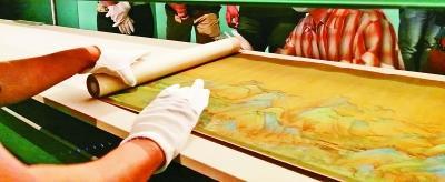 《千里江山图》:青绿山水等你来故宫精彩纷呈