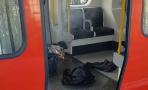 伦敦地铁爆炸多人受伤