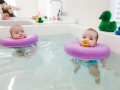 宝宝做spa