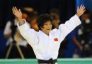 全力备战东京奥运会国家柔道队入队仪式在京举行