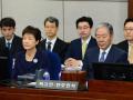 朴槿惠辩护律师团突然集体辞职 案件扑朔迷离