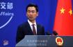 外交部回应朝鲜领导人发来贺电