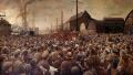十月革命纪念日变迁:苏联解体后几经更名保留旧称