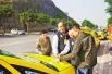 """重庆主城区400辆""""雷锋的士""""出租车接受年检"""