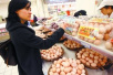 连涨5个月 南京的鸡蛋价格终于回落了