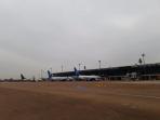 义乌机场飞行区改造后启用,可起降波音767等大中型客机