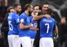 世预-意大利0-1瑞典 60年首次无缘世界杯