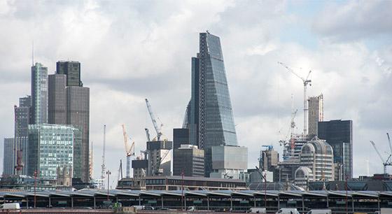 中國商人101億買下英國倫敦金融城最高樓