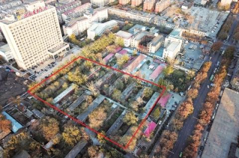 河南农大养鸡场深藏闹市区数十年 为何至今未搬