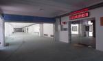 长春首个全自动立体停车场建成 明年启用