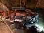 香港昨夜发生严重车祸致1死10伤 涉事车辆载有危险化学品