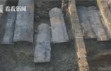 """江西南昌古墓群发掘出1700多年前的""""房产证"""""""