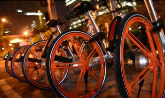 澳门金沙娱乐备用网址:摩拜信用决定骑行价格 或成为共享单车主流模式