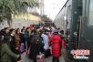 中国铁路郑州局旅客发送量创新高 单日57.4万人