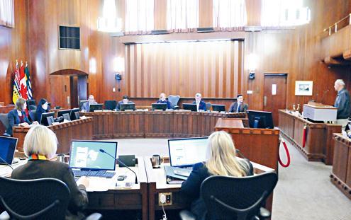 资料图温哥华市议会决定就历史错误向华人道歉。(加拿大《星岛日报》/李群 摄)