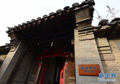 幸运彩票平台怎么样:厉害!济南华阳宫保存完好的盖头钉 两三百年都没生锈