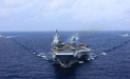 海军航母实战演练