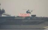 重大好消息!首艘国产航母今早首次起降直升机 系试航前最大惊喜