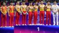 江苏获得体操全锦赛男团冠军 女团决赛今进行